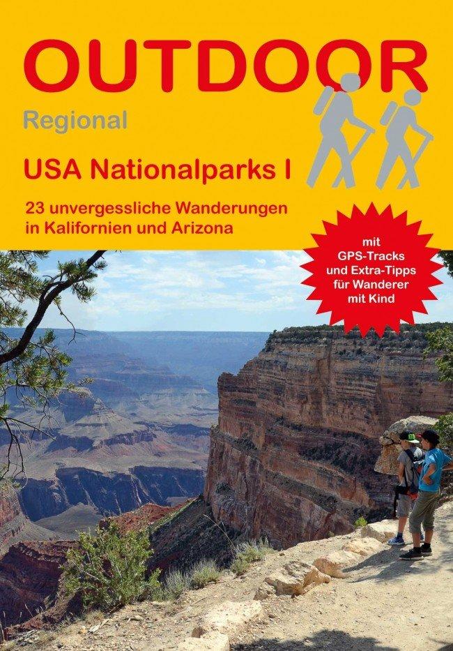 USA Nationalparks (415) | wandelgids (Duitstalig) 9783866865464  Conrad Stein Verlag Outdoor - Der Weg ist das Ziel  Wandelgidsen California, Nevada