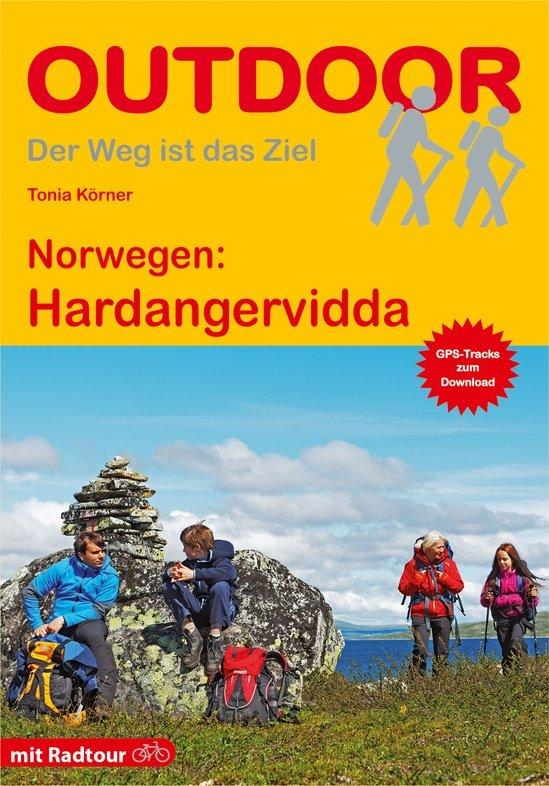 Hardangervidda   wandelgids (Duitstalig) 9783866865655  Conrad Stein Verlag Outdoor - Der Weg ist das Ziel  Wandelgidsen Zuid-Noorwegen