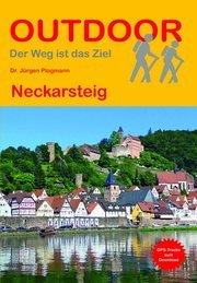 Neckarsteig | wandelgids (Duitstalig) 9783866865983  Conrad Stein Verlag Outdoor - Der Weg ist das Ziel  Meerdaagse wandelroutes, Wandelgidsen Baden-Württemberg, Zwarte Woud