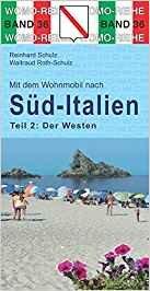 Mit dem Wohnmobil nach Süd-Italien | Tl.2. Der Westen 9783869033648  Womo   Op reis met je camper, Reisgidsen Napels en Zuid-Italië