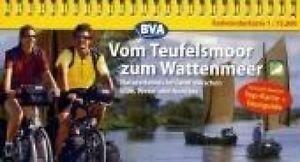 Vom Teufelsmoor zum Wattenmeer 9783870734503  BVA   Fietsgidsen, Meerdaagse fietsvakanties Ostfriesland