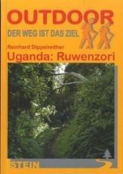 Ruwenzori Wanderungen | wandelgids (Duitstalig) 9783893925278 Reinhard Dippelreither Conrad Stein Verlag Outdoor - Der Weg ist das Ziel  Wandelgidsen Uganda, Rwanda, Burundi, Ruwenzorigebergte