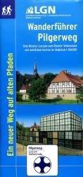 Pilgerweg Wanderfuehrer 9783894359959  LVA Niedersachsen TK 50 NP 1:50.000  Wandelgidsen Noordwest-Duitsland