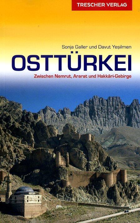Osttürkei | reisgids 9783897943124  Trescher Verlag   Reisgidsen Turkse Riviera, overig Turkije