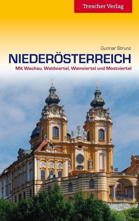 Niederösterreich | reisgids 9783897943636  Trescher Verlag   Reisgidsen Wenen, Noord- en Oost-Oostenrijk