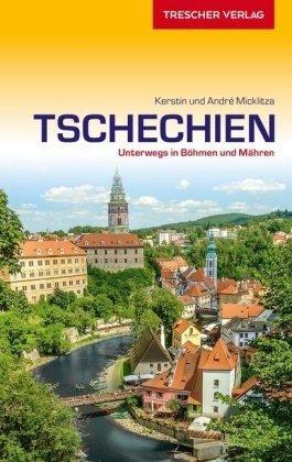 Tschechien 9783897943780  Trescher Verlag   Reisgidsen Tsjechië