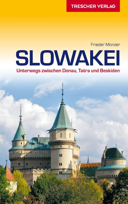 Slowakei | reisgids 9783897944206  Trescher Verlag   Reisgidsen Slowakije