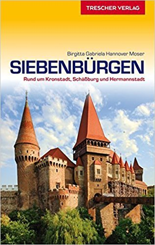 Siebenbürgen | reisgids Transsylvanië 9783897944244  Trescher Verlag   Reisgidsen Roemenië, Moldavië