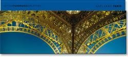 Paris 9783898232395 Lang Ed. Panorama Bibliothek   Fotoboeken Parijs, Île-de-France