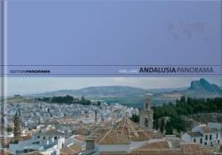 Andalusia 9783898233330  Ed. Panorama Bibliothek   Fotoboeken Andalusië