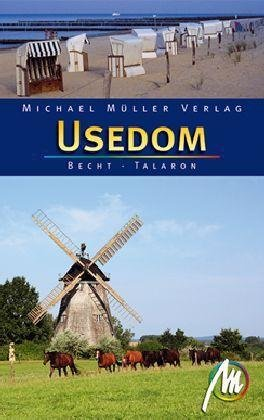 Usedom | reisgids 9783899536515 Sabine Becht Michael Müller Verlag   Reisgidsen Mecklenburg-Vorpommern