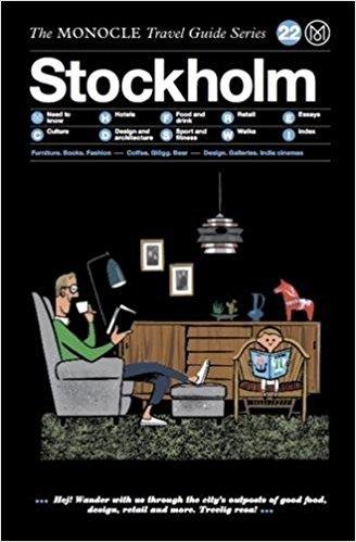 The Monocle Travel Guide to Stockholm | reisgids 9783899559040  Gestalten   Reisgidsen Zuid-Zweden