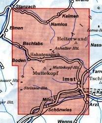 AV-03/4  Lechtaler Alpen, Heiterwand [2011] Alpenvereinskarte wandelkaart 9783928777186  AlpenVerein Alpenvereinskarten  Wandelkaarten Tirol & Vorarlberg