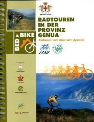 Radtouren in der Provinz Genua 9783936990232  Galli Verlag   Fietsgidsen Ligurië, Piemonte, Lombardije