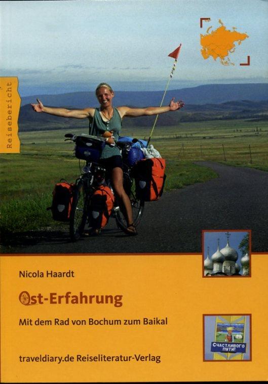 Ost-Erfahrung 9783944365640 Nicola Haardt Traveldiary   Fietsgidsen Siberië