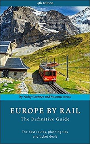 Europe by Rail 9783945225011  Hidden Europe Publications   Reisgidsen Europa