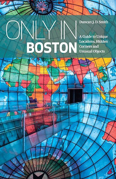 Only in Boston 9783950421811  The Urban Explorer   Reisgidsen New England