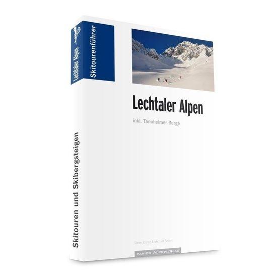 Skitourenführer Lechtaler Alpen * 9783956110269  Panico Verlag Panico Skitourenführer  Wintersport Tirol & Vorarlberg