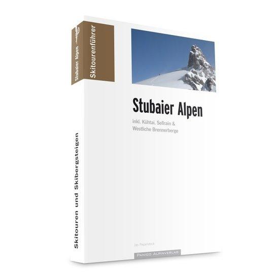 Skitourenführer Stubaier Alpen 9783956110474 Jan Piepenstock Panico Verlag Panico Skitourenführer  Wintersport Tirol & Vorarlberg
