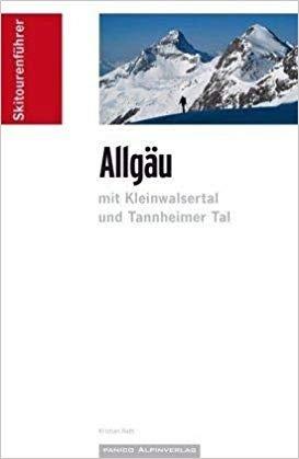 Skitourenführer Allgäu 9783956110917  Panico Verlag Panico Skitourenführer  Wintersport Beierse Alpen
