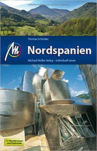 Nordspanien | reisgids Noord-Spanje 9783956544705  Michael Müller Verlag   Reisgidsen Noordwest-Spanje, Compostela, Picos de Europa