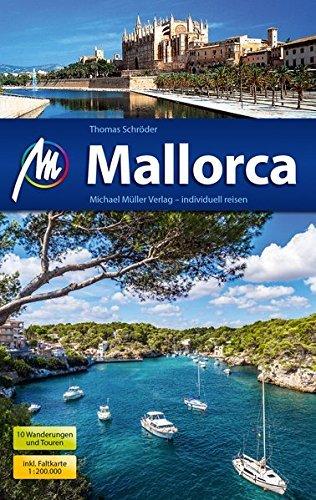 Mallorca | reisgids 9783956545030  Michael Müller Verlag   Reisgidsen