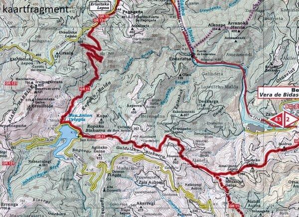 Senda Pirenaica GR-11 - kaartenset 1:50.000 9788416918041  Editorial Alpina Wandelkaarten Spaanse Pyreneeë  Meerdaagse wandelroutes, Wandelgidsen, Wandelkaarten Spaanse Pyreneeën