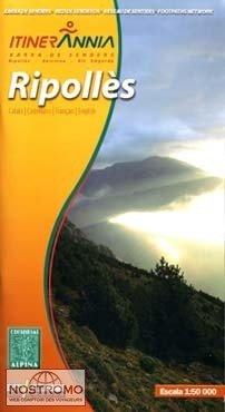 Ripolles 1:50.000 9788480903226  Editorial Alpina Wandelkaarten Spaanse Pyreneeë  Wandelkaarten Spaanse Pyreneeën