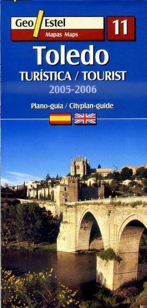 Toledo 9788496295148  Geo Estel Stadsplattegronden  Stadsplattegronden Castilië