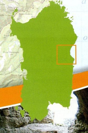 Barbagia 1:50.000, wandelkaart 9788886015271  R. Balzano Edizioni   Wandelkaarten Sardinië
