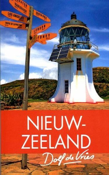 Nieuw Zeeland in een Rugzak 9789000303083 Vries Unieboek In een rugzak  Reisverhalen Nieuw Zeeland