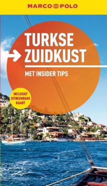 Marco Polo Turkse Zuidkust 9789000319473  Marco Polo MP reisgidsjes  Reisgidsen Turkse Riviera, overig Turkije
