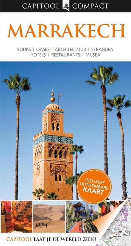 Capitool Compact Marrakech 9789000337736  Unieboek Capitool Compact  Reisgidsen Marokko