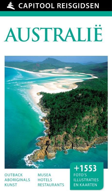 Capitool Australie 9789000341443  Unieboek Capitool Reisgidsen  Reisgidsen Australië