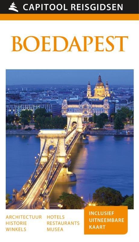 Capitool Boedapest 9789000341504  Unieboek Capitool Reisgidsen  Reisgidsen Hongarije