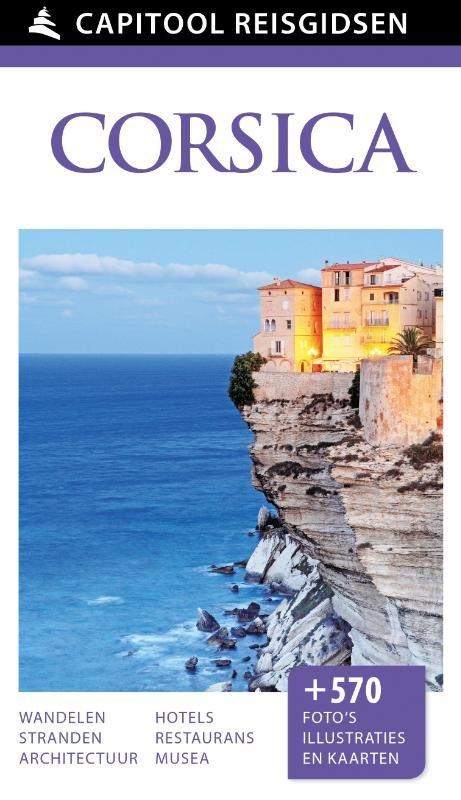 Capitool Corsica 9789000341597  Unieboek Capitool Reisgidsen  Reisgidsen Corsica