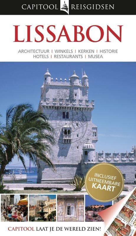Capitool Lissabon 9789000341894  Unieboek Capitool Reisgidsen  Reisgidsen Noord en Midden-Portugal, Lissabon