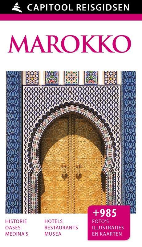 Capitool Marokko 9789000341979  Unieboek Capitool Reisgidsen  Reisgidsen Marokko