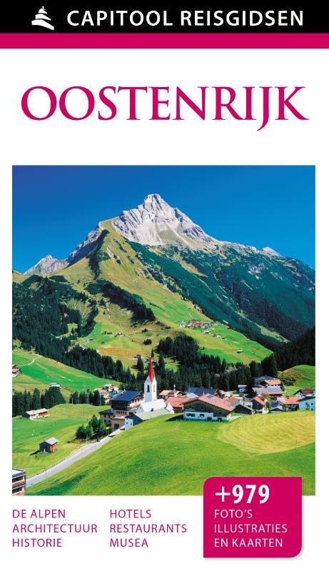 Capitool Oostenrijk 9789000342082  Unieboek Capitool Reisgidsen  Reisgidsen Oostenrijk