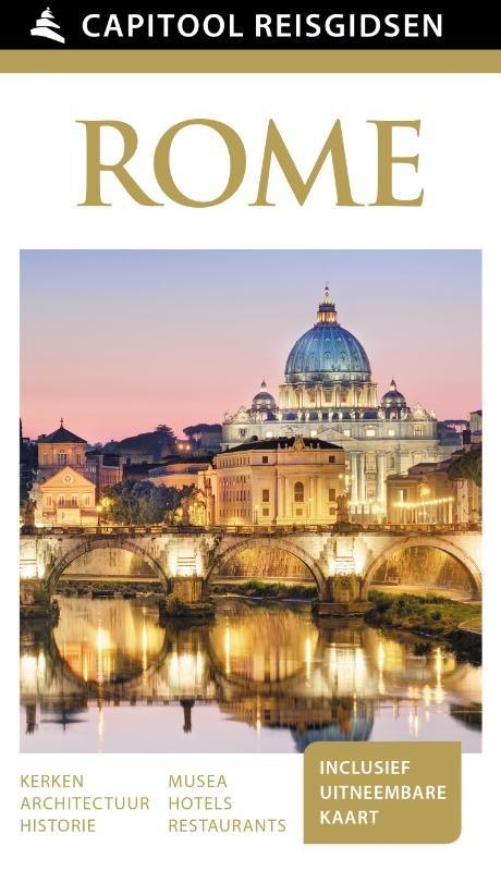 Capitool Rome 9789000342150  Unieboek Capitool Reisgidsen  Reisgidsen Rome, Abruzzen