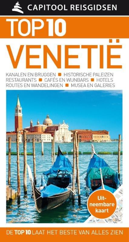 Capitool Top 10 Venetië 9789000348978  Unieboek Capitool Top 10  Reisgidsen Venetië, Veneto, Friuli