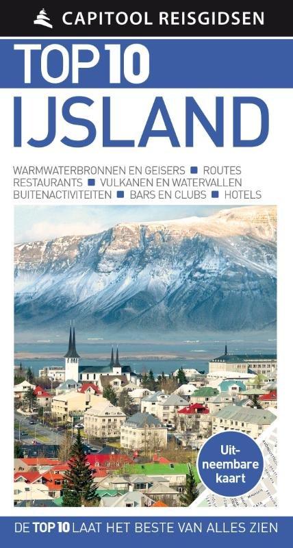 Capitool Top 10 IJsland 9789000354726  Unieboek Capitool Top 10  Reisgidsen IJsland