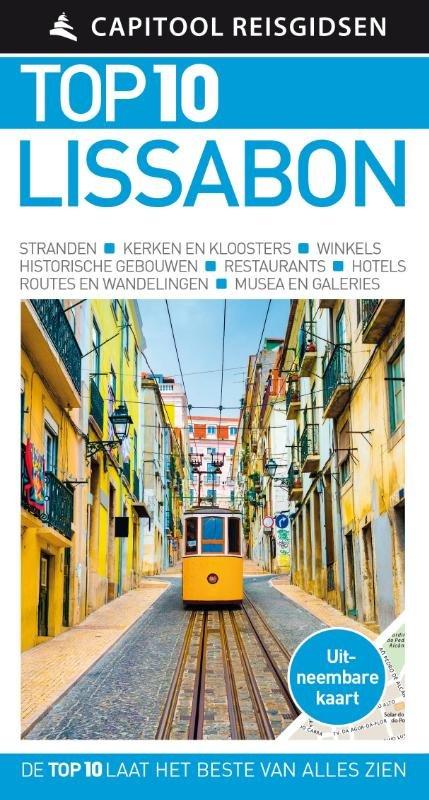 Capitool Top 10 Lissabon 9789000355266  Unieboek Capitool Top 10  Reisgidsen Noord en Midden-Portugal, Lissabon