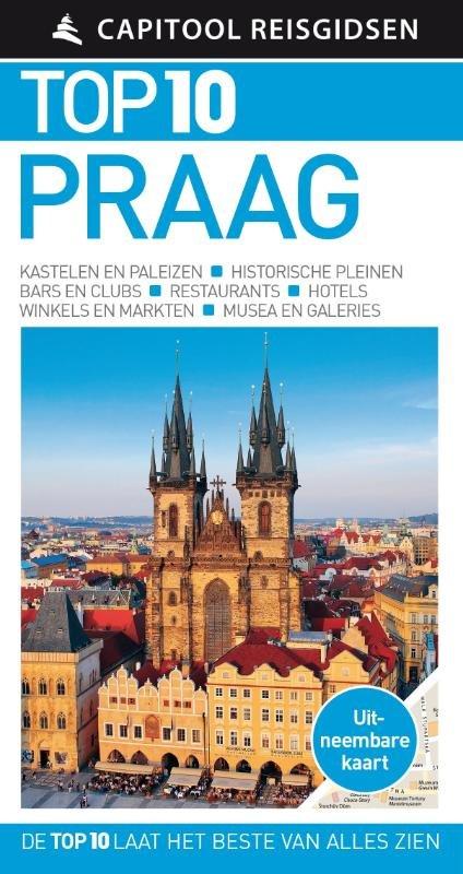 Capitool Top 10 Praag 9789000356577  Unieboek Capitool Top 10  Reisgidsen Tsjechië