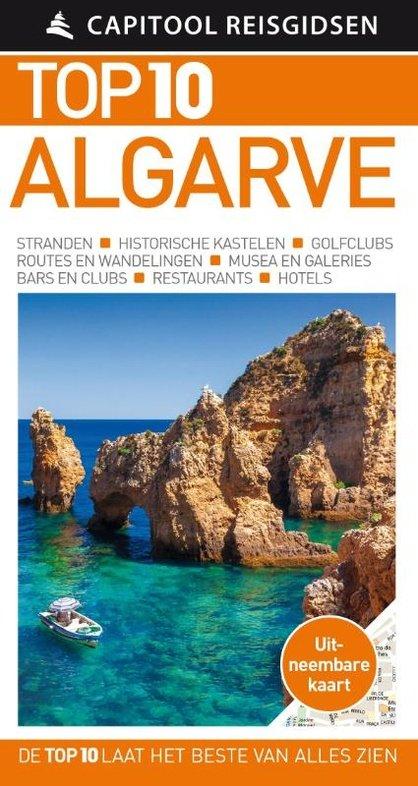 Capitool Top 10 Algarve 9789000356614  Unieboek Capitool Top 10  Reisgidsen Zuid-Portugal, Algarve