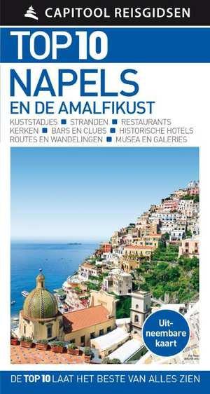 Capitool Top 10 Napels 9789000356645  Unieboek Capitool Top 10  Reisgidsen Napels, Amalfi, Campanië
