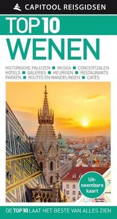 Capitool Top 10 Wenen 9789000362707  Unieboek Capitool Top 10  Reisgidsen Wenen, Noord- en Oost-Oostenrijk
