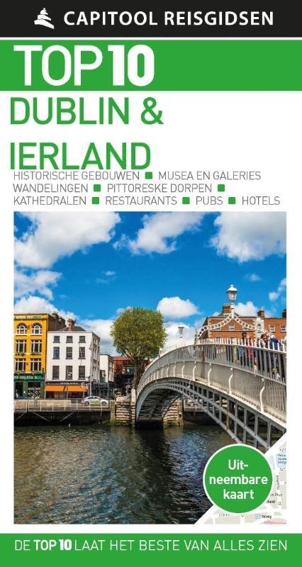Capitool Top 10 Dublin & Ierland 9789000366903  Unieboek Capitool Top 10  Reisgidsen Ierland Noord- en Oost, Dublin