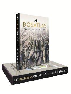 De Bosatlas van het cultureel erfgoed 9789001120108  Noordhoff   Landeninformatie Nederland