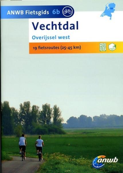 AG-06B  Vechtdal / Overijssel West - ANWB fietsgids 9789018031732  ANWB ANWB fietsgidsen  Fietsgidsen Kop van Overijssel, Vecht & Salland